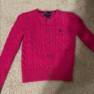 Amazing condition Ralph Lauren Sweater for girls!!